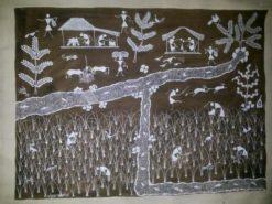 Warli Painting HCMHWP003A